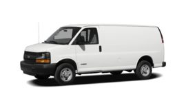 Photo 2010 Chevrolet Express 2500
