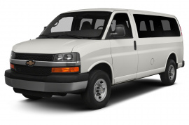 Photo 2013 Chevrolet Express 2500