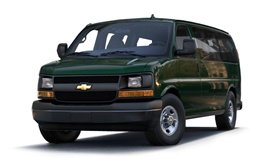 Photo 2016 Chevrolet Express 2500