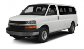 Photo 2014 Chevrolet Express 3500