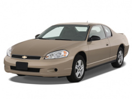 Photo 2003 Chevrolet  Monte Carlo