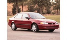 Photo 1999 Chevrolet  Prizm