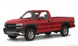 Photo 2001 Chevrolet Silverado 2500HD