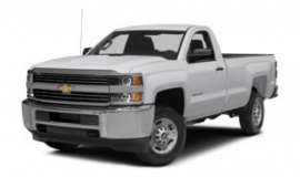 Photo 2015 Chevrolet Silverado 2500HD