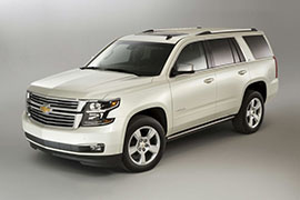 Photo 2018 Chevrolet Tahoe