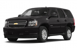 Photo 2013 Chevrolet  Tahoe Hybrid