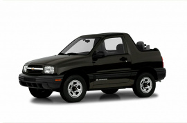 Photo 2003 Chevrolet  Tracker