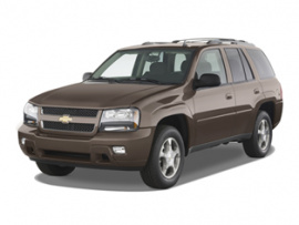 2008 Chevrolet TrailBlazer models - specs, price, trims, info