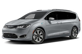 Photo 2018 Chrysler Pacifica Hybrid