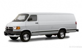 Photo 2002 Dodge  Ram Van 2500