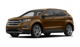 Ford Edge Specs