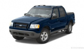 Photo 2003 Ford  Explorer Sport Trac