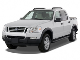 Photo 2008 Ford  Explorer Sport Trac