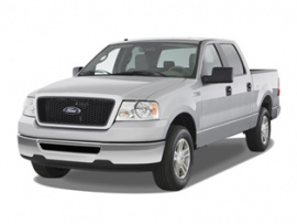 Photo 2008 Ford  F-150 SuperCrew
