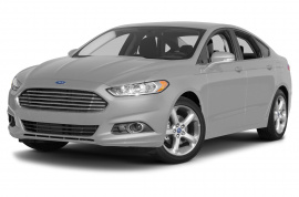 Photo 2013 Ford Fusion