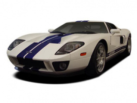 Ford Gt Specs