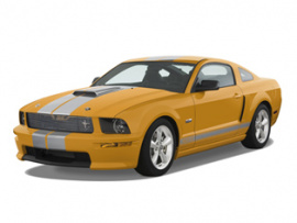 Photo 2008 Ford Shelby GT500