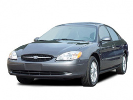 2002 Ford Taurus tire size, low and high profile wheel size