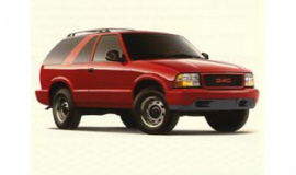 Photo 1999 GMC  Jimmy