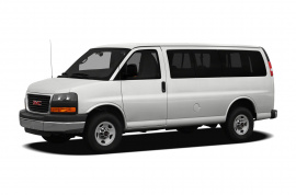 Photo 2010 GMC Savana 1500