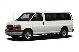 Photo 2012 GMC Savana 3500