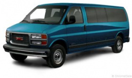 Photo 2001 GMC  Savana SLT
