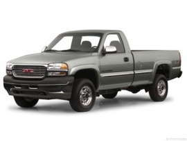 Photo 2001 GMC Sierra 2500HD
