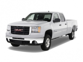 Photo 2009 GMC Sierra 2500HD