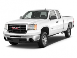 Photo 2010 GMC Sierra 2500HD