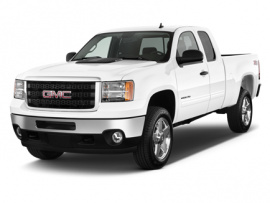 Photo 2011 GMC Sierra 2500HD