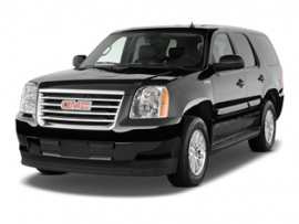 Photo 2010 GMC  Yukon Hybrid