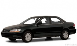 Photo 2001 Honda Accord