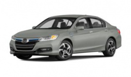 Photo 2014 Honda Accord Plug-In Hybrid