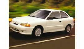Photo 1999 Hyundai Accent