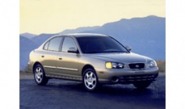 Photo 2001 Hyundai Elantra