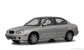 Photo 2003 Hyundai Elantra