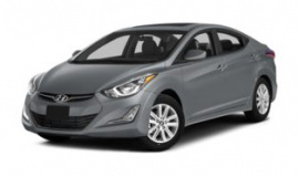 Hyundai Elantra Custom Wheels Limited 17x Et Tire Size