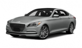 Photo 2015 Hyundai Genesis