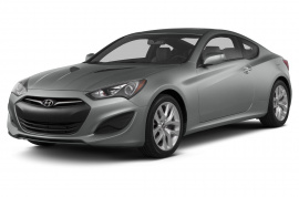 Photo 2014 Hyundai Genesis Coupe