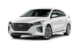 Photo 2018 Hyundai Ioniq EV