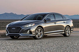 Photo 2018 Hyundai Sonata