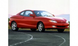 Photo 1999 Hyundai  Tiburon