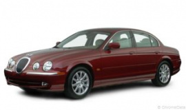 Photo 2000 Jaguar  S-TYPE