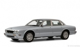 Photo 2001 Jaguar  XJ8