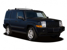 Photo 2006 Jeep  Commander