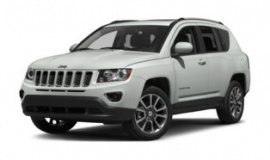 2014 jeep compass tire size low and high profile wheel size. Black Bedroom Furniture Sets. Home Design Ideas