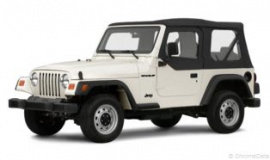 Photo 2000 Jeep Wrangler