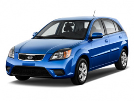Photo 2010 Kia  Rio5