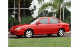 Photo 2001 Kia  Sephia