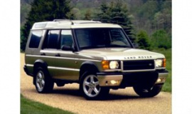 Photo 1999 Land Rover Discovery